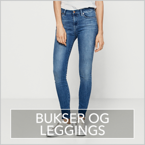 Bukser og leggings