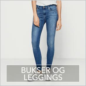 Bukser og leggings